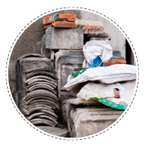 Odvoz na deponijo, smetišče