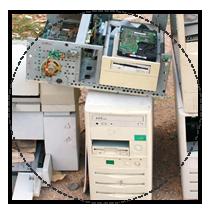 Odvoz pokvarjene elektronske in električne opreme