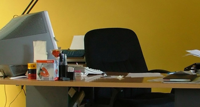 Odvoz pisarniške opreme