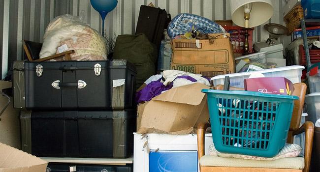 Odvoz pohištva iz kleti in podstrešij