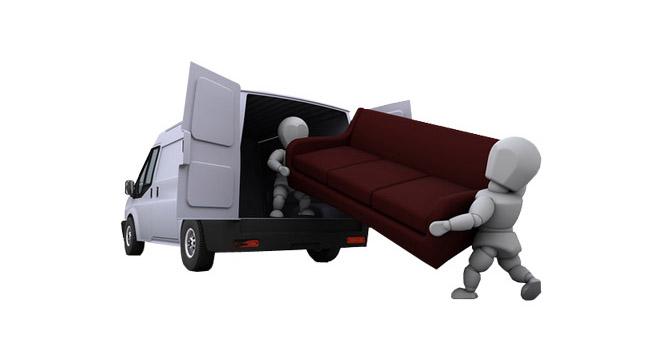 Odvoz stanovanjske opreme